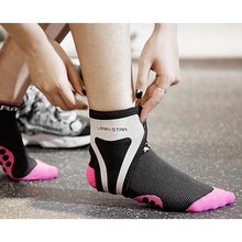 1/pcs Fitness Ankle Support Brace Strap Gym Protection Running Sport Support Guard Foot Bandage Elastic Wrap Protection