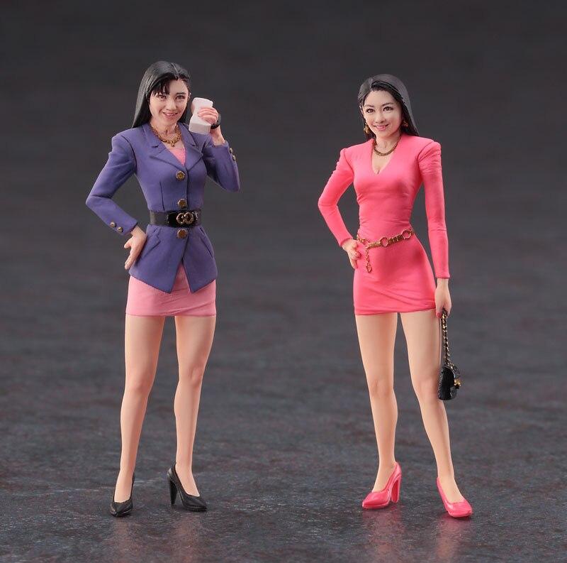 Профессиональный женский белый ошейник 1/24 70 мм, включает 2 игрушки, модель из смолы, миниатюрная фигурка из смолы, Неокрашенная