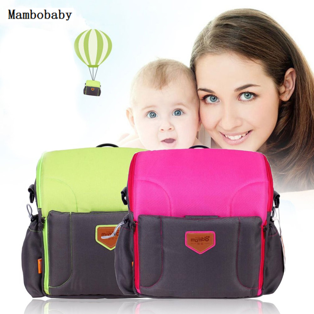 Mambobaby Diaper Bag Mummy Maternity Nappy Bag Large Capacity Backpack Multifunction Fashion Travel Baby Nursing Bag Baby Care 2016 fashion big capacity waterproof diaper bag multifunction mummy maternity nappy bags baby travel bag backpack brand 7 colors