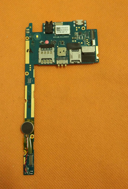 US $31 99  Original mainboard 1G RAM+8G ROM Motherboard for Doogee X5 MAX  MTK6580 5 0