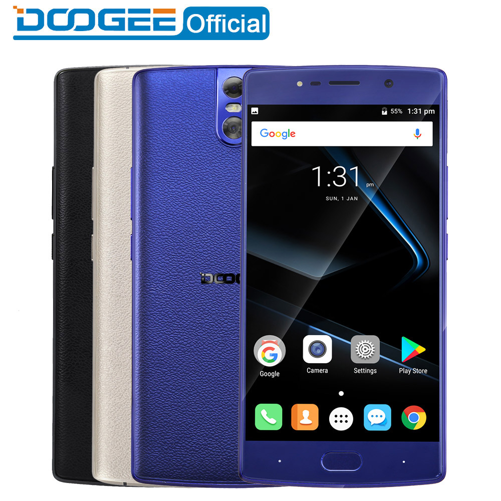 DOOGEE BL7000 Android 7 0 7060mAh 12V2A Quick Charge 5 5 FHD MTK6750T Octa Core 4GB