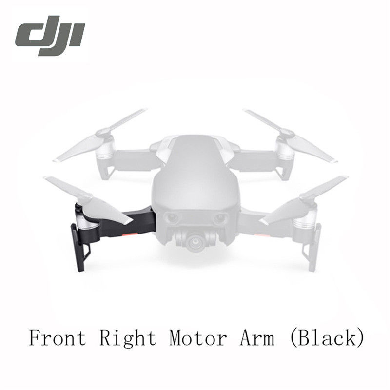 DJI Mavic Air Drone Motor Arm Front Right Repair Parts Original Accessories original motor arm repair parts for dji mavic air drone accessories spare replacement left front right front black red white