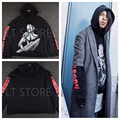 16ss sudaderas hombre	 brand clothing vetments Titanic oversize  hoodie sweatershirts