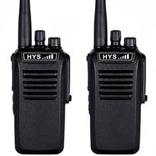 2pc IP67 Waterproof Handheld ham transceiver vhf or uhf 16CH 2800mAh Li-ion amateur Radio 10W Portable Walkie Talkie TC-WP10W