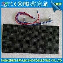 1/16 Сканирования Крытый SMD2121 3in1 RGB черный светодиодов P5 внутренний СВЕТОДИОДНЫЙ модуль LED дисплей