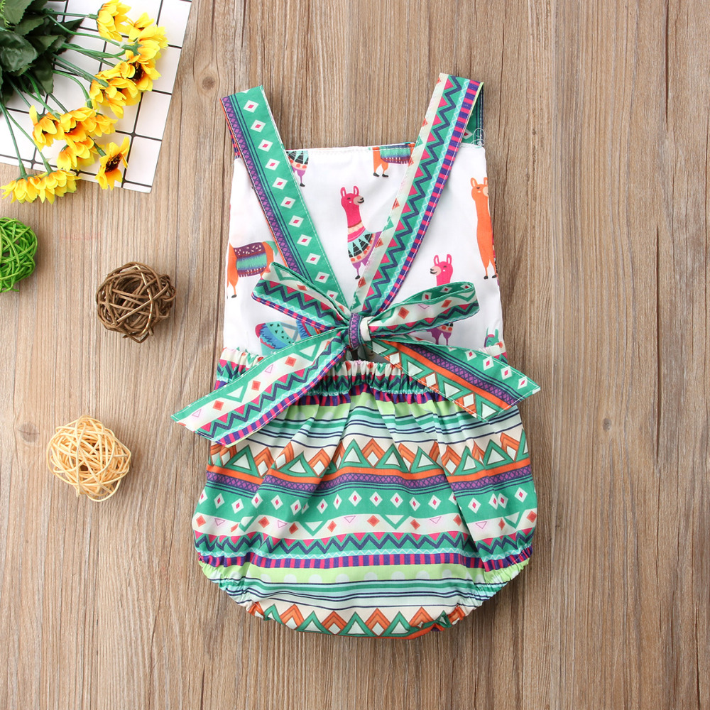 HTB1DCFIMHvpK1RjSZFqq6AXUVXaA 13 Styles Romper For Baby Girls Clothes Cute Print Jumpsuit Clothes Ifant Toddler Newborn Outfits Hot Sale Baby Romper Playsuit
