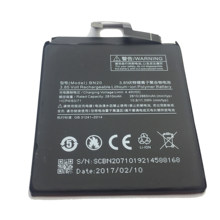 Best BN30 BN31 BN20 BN34 Polymer Li-ion Battery For Xiaomi Mi 5c 5x mi5c mi5x Redmi 4A 5A Note 5A 5A pro Replacement Battery(China)