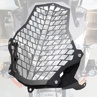 Mesh Motorcycle Headlight Protector cover grill motocross protection for KTM 1190 Adventure/1190R 1290 Super Adventure