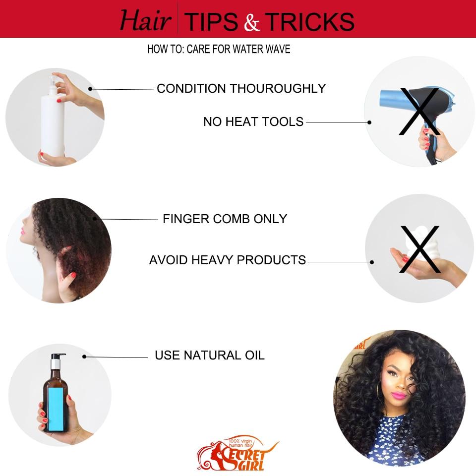 Brazilian Curly Wavy Weave Spanish Wave Virgin Hair 3 Bundle Deals