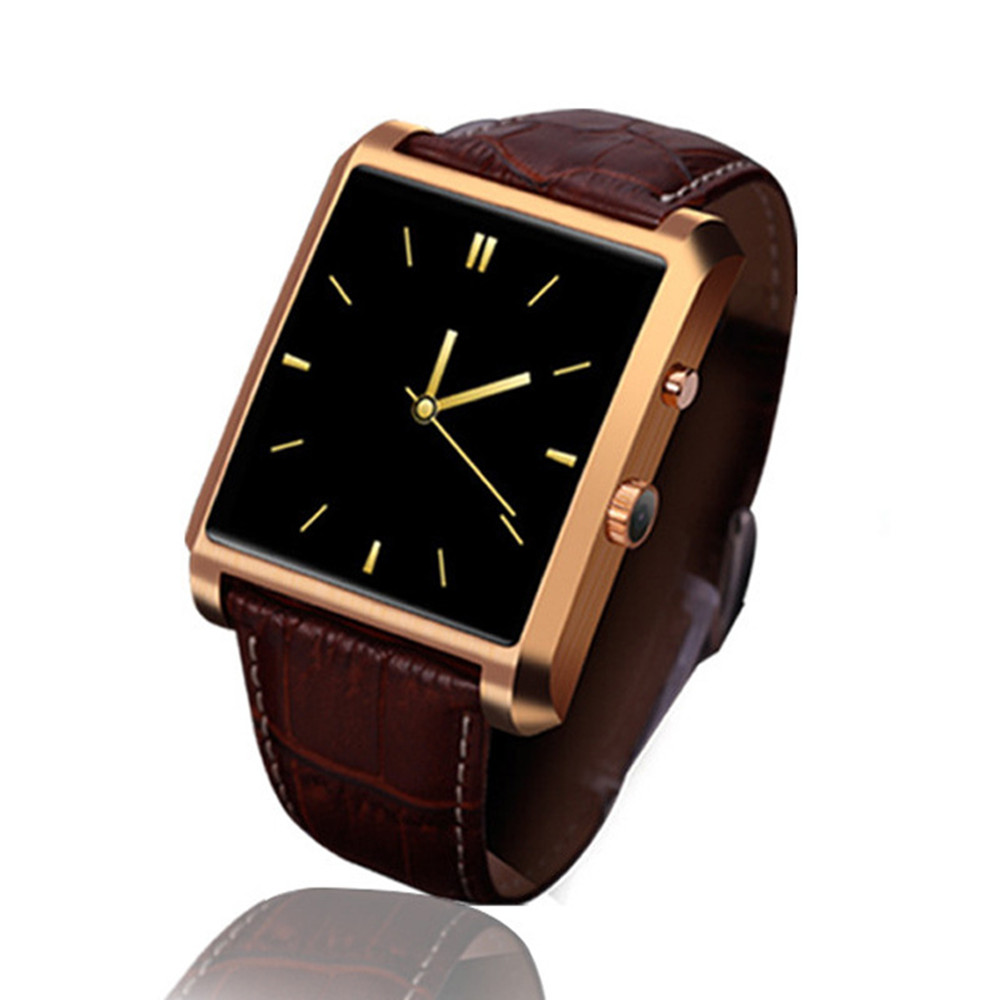 2016 New Smart Watch font b Smartwatch b font for Iphone Android Phone Smart Watch Android