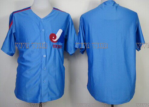 цена Vladimir Guerrero Baseball Jersey Montreal Expos 30 Tim Raines 33 Larry Walker Stitched Throwback Baseball Jersey Free Shipping