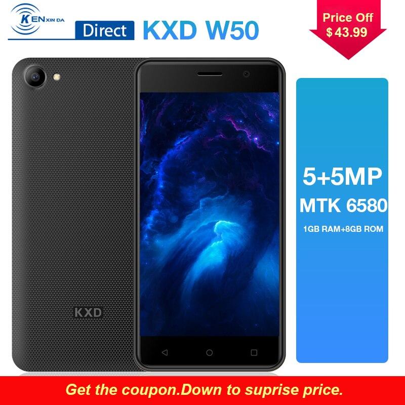 Schwarz/Gold/Rot KXD W50 3G 5,0