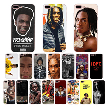 Ynw melly Scarlxrd Rap soft Silicone cover phone case for iPhone X XR XS MAX 6 7 8 plus 5 5s 6s se Apple 10 Housing Coque