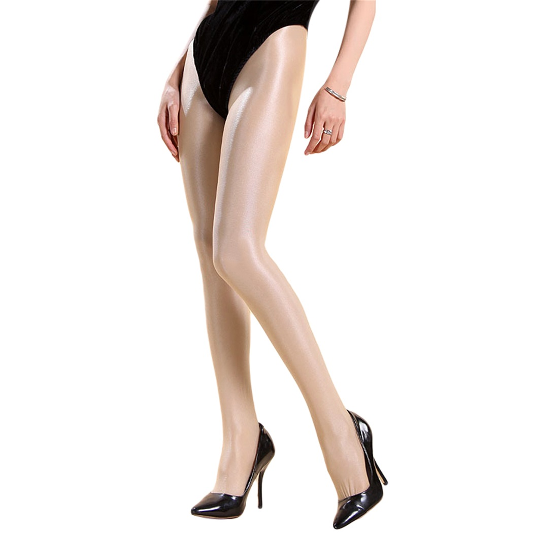 Sexy Tights Women Shiny Pantyhose Elastic Magical Stockings Shinning Glitter Tights 70 D Skinny Shimmer Dance Tights Ladies
