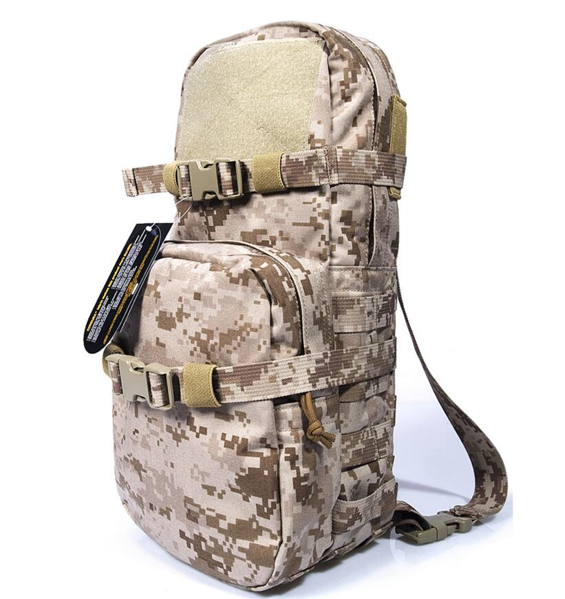 FLYYE MOLLE MBSS Hydration Backpack CORDURA Multicam AOR AU FG Wargame Airsoft Hunting Tactical Military Law Enforcement H002