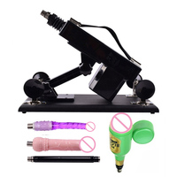 Sex Machine for Women and Men Masturbation,Automatic Retractable Thrusting Speed Machine with Vagina Cup And Dildo Adlut Sex Toy