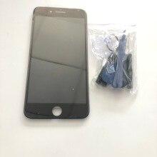 液晶 + Iphone 5c iphone 7 7 プラス iphone 6 プラス iphone 8 8 プラスタッチスクリーンデジタイザと無料ギフト