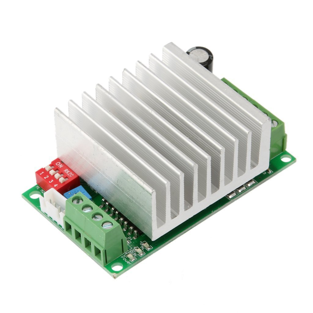 4 5a tb6600 tb6600hg single axis stepper motor driver for Controlling a stepper motor