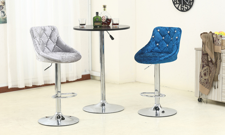 boss bar chair living room house stool grey blue color free shipping chair stool retail wholesale купить