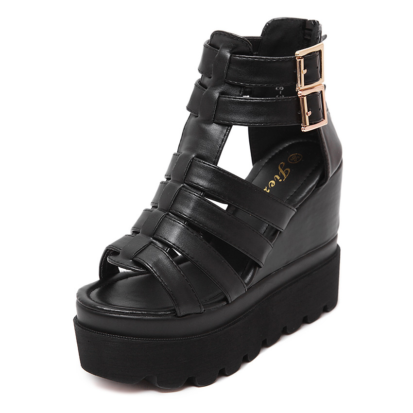 2017 sandals women gladiator women platform shoes summer woman sandals casual hollow out weaving ladies sandal Wedge shoes phyanic 2017 gladiator sandals gold silver shoes woman summer platform wedges glitters creepers casual women shoes phy3323