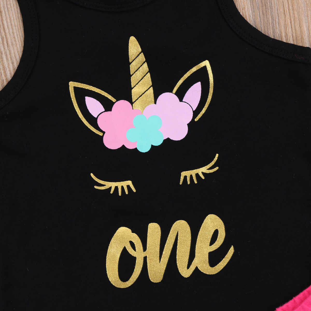 025b6ca005 Emmababy Summer Toddler Kids Baby Girls Clothes Unicorn T-shirt Tops Shorts  Sequins Baby 2 PCS Outfits Baby Clothing Cute Set