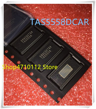 NEW 5PCS LOT TAS5558DCAR TAS5558 HTSSOP 56 IC