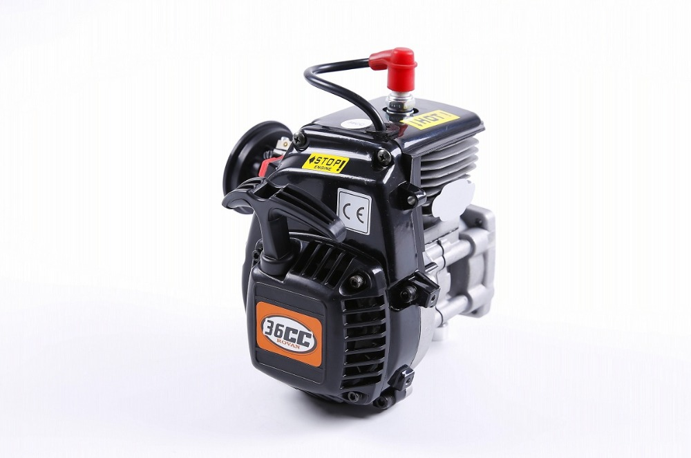 36cc 4 Bouten Motor voor 1/5 Hpi Rovan KM Baja 5b 5 t 5sc 4wd Losi 5ive t Rc Auto Onderdelen-in Onderdelen & accessoires van Speelgoed & Hobbies op  Groep 3