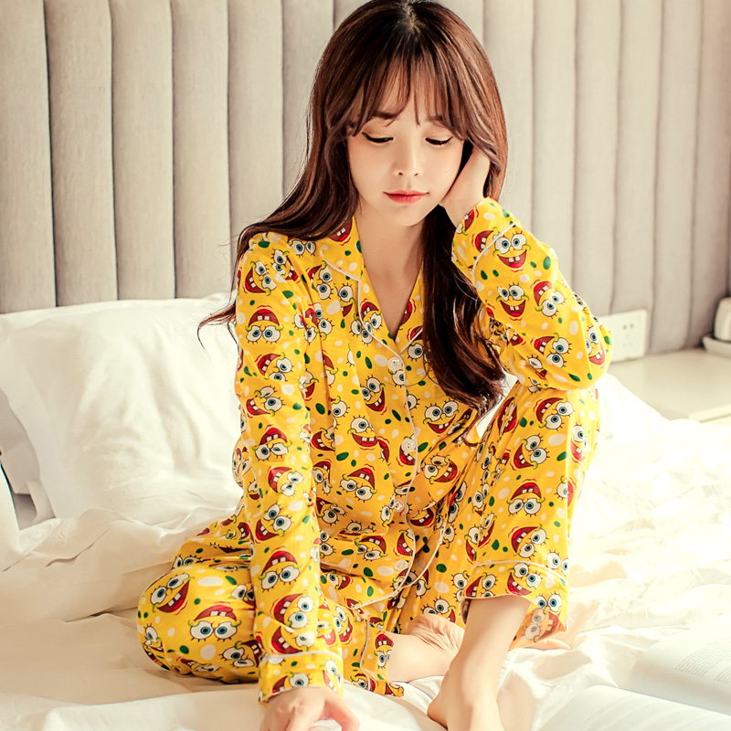 Popular 100 Cotton Sleepwear for Women-Buy Cheap 100 Cotton ...