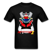 Mazinger Z T Shirt Cotton Crewneck Short Sleeve  Men T Shirts Fashion Street Wear XXXL Men T-shirt