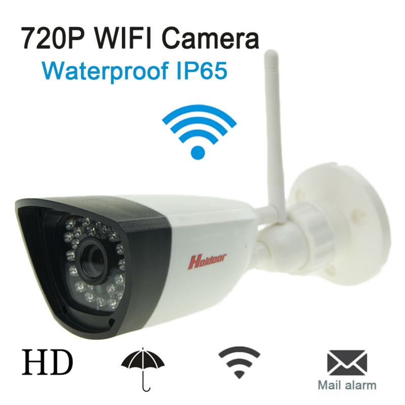 Android IOS Waterproof Mini Home WIFI IP Camera P2P Onvif 720p HD IR night vision with TF Card Slot, surveillance Video kamera improving quality of life in anxiety and depression