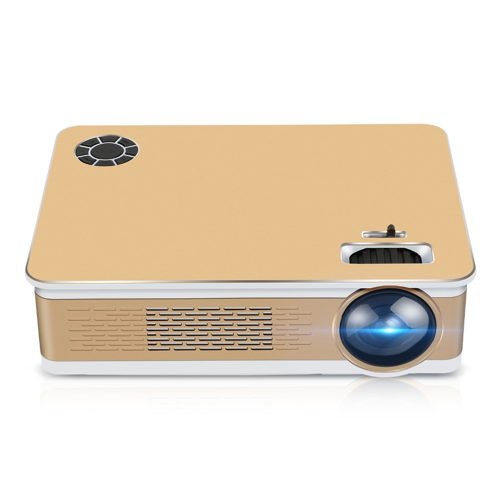 US $248 73 |1080p Led Home Theater Projector 3000 Lumens 150 large Beamer  LCD pojetor Overhead proyector full hd for Children TV/Game Cinema-in LCD