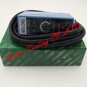 Image 5 - Farbe code weilong sensor NT BG22 NT BG23 für verpackung maschinen, metall lichtschranke lichtquelle eingestellt/blau und grün
