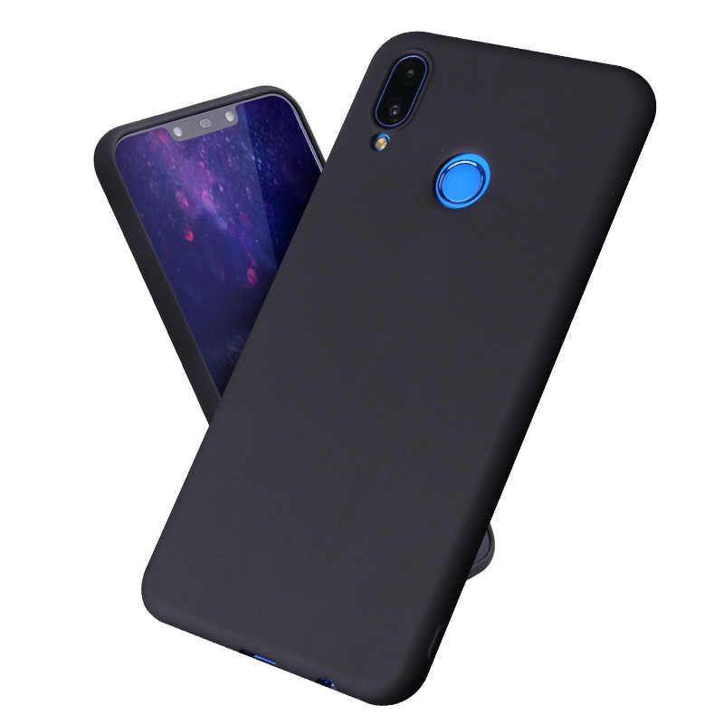 Funda de silicona suave para Huawei P30 P10 P20 Pro P9 Lite Mate 10 20 Lite P Smart 2019 funda para Huawei Honor 10 8 9 Lite cubierta
