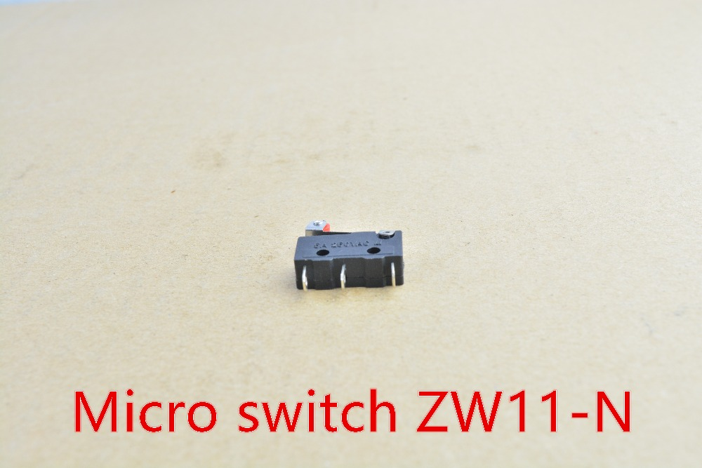 3d printer switch micro switch travel switch limit switch copper contact # ZW11-N 1pcs