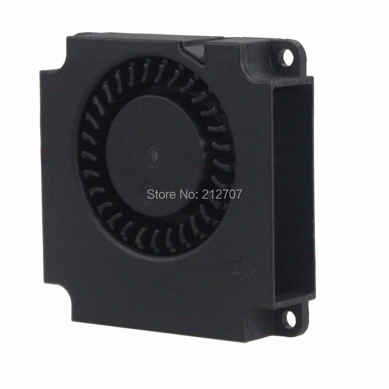 5pcs 3D Printer 12V 2 Pin DC 40mm 4010 Blower Radial Cooling Fan Ball Bearing