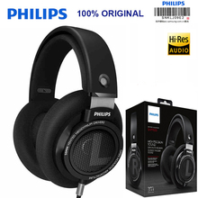 Originale Philips SHP9500 Cuffie Professionali Active Noise Cancelling 3  metro lungo auricolare per Xiaomi huawei samsung phone cf9424034a4c
