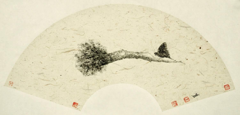 Китайский книги по искусству ist Li Baiming работы резьба набор в виде насекомых 2011 10 Живопись китайский стиль 20*60 см стены домашний Декор картин