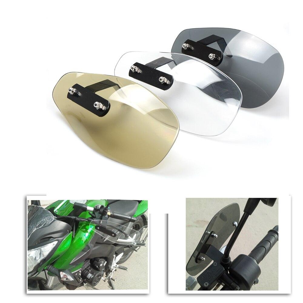 Protecteurs universels de protection contre le vent pour moto protecteurs de main protecteurs de Motocross pour Yamaha YBR125 YBR 125 YZF R1 R3 R6 600