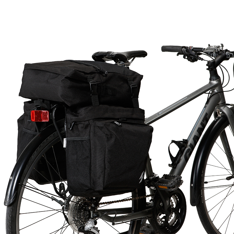 ROSWHEEL Sahoo Series 14892 A SA 3 in 1 Mountain Road Bicycle Bike Trunk Bags Cycling