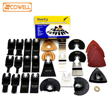 50% OFF! 50 pcs/set Oscillating Tool Saw Blades Accessories fit for Multimaster power tools as Fein, Dremel etc, FREE SHIPPING