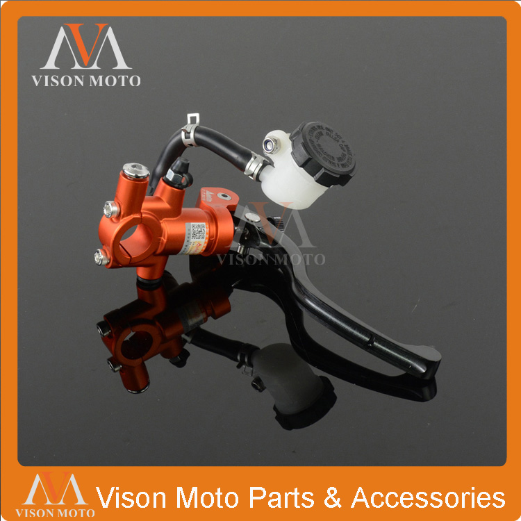 Billet CNC Hydraulic Brake Clutch Lever Master Cylinder For KTM DUKE SuperDuke Adventure 690 950 990 1190 RC8 SMR Racing Enduro cnc motorcycle billet rear brake pedal step tips pedal for ktm 690 smc supermotor enduro 690 duke 950 990 adv 125 200 390 duke