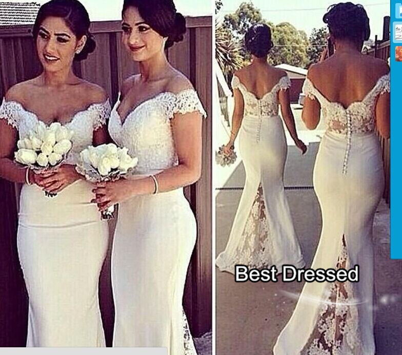 Popular Cream Bridesmaid Dress-Buy Cheap Cream Bridesmaid Dress ...