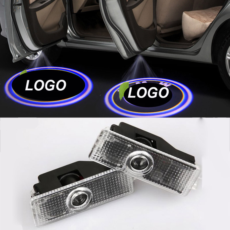 Ownsun Interior LED Courtesy Door Welcome Courtesy Puddle Projector Lamp For BMW MINI