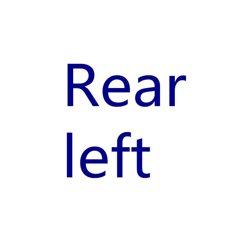 2013-2018 Santa Fe Front Door Lock Actuator Motor Passenger Side Latch Release