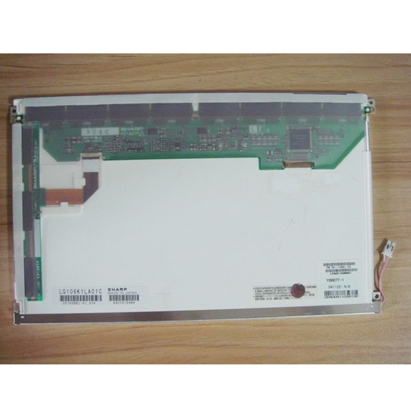 For SHARP 10.6inch LQ106K1LA01C LQ106K1LA01B LQ106K1LA01A LCD Screen Display Panel lcd panel for sharp lm104vc1t51 lm104vc1t51h lm104vc1t51r