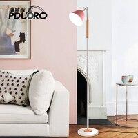 Новый торшер E27 белый/розовый Арне Якобсен Луи Поульсен металла, дерева Стенд Торшеры для Гостиная/Country дом/бар/отель