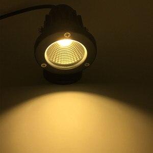 Image 4 - 10X Outdoor LED Gazon Verlichting Waterdichte COB Tuin Lamp 220V 110V 12V 3W 5W 7W 9W Spike Verlichting IP65 Vijver Path Landschap Lampen