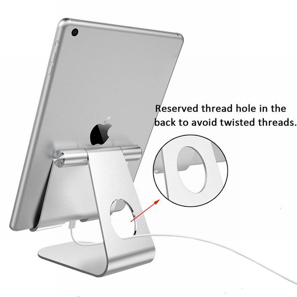 Ascromy-Tablet-Stand-Holder-Adjustable-Aluminum-Desktop-Mount-Cradle-For-iPad-Pro-Air-Mini-Samsung-Tab-Cell-Phone-Support-Dock (5)