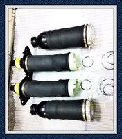 4 ruedas (juego completo) kit bolsas de suspensión neumática suspensión de aire para audi a6 allroad quattro c5 4z7616051a 4z7616052a 4z7616051d