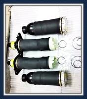 4Wheel(complete set) Air Ride Suspension Air Spring Bags Kit for audi a6 Allroad Quattro C5 4Z7616051A 4Z7616052A 4Z7616051D